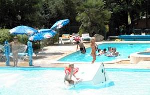 zwemles in de vakantie in Frankrijk