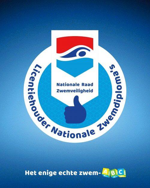 123 Jump geefl zwemles volgens de officiele abc zwemmethode